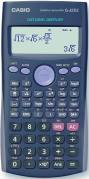 Casio FX-82ES matematikregner med hardbox 2-liniers display