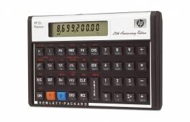HP 12C Platinum DK finansregner
