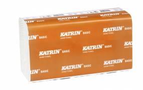 Katrin papirhåndklæde 343016 Ba Non S 2-lags. 2835 ark