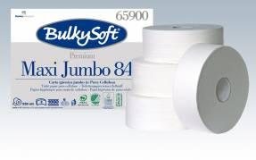 Bulky Soft Gigant M toiletpapir 2-lags hvid