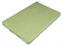 Silkekardus grøn 60x80cmx25g falset 480ark/pak