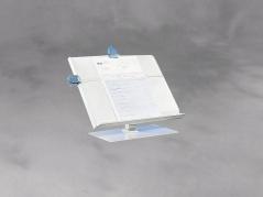 LUXO konceptholder MH 900 A4 liggende lysgrå