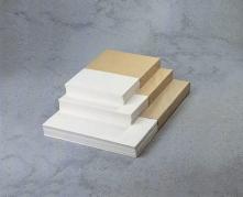 Pakkepapir 30x40cmx45g hvid, 1000 ark