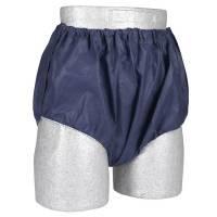 Undertøj engangs L-XL mørkeblå