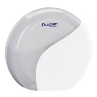 Identity Dispenser til maxi jumbo toiletruller hvid