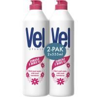 Vel Regular opvaskemiddel, 2 stk a 555 ml