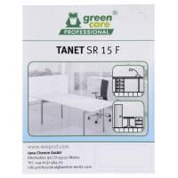 Green Care Professional Etiket til universalrengøring Tanet SR 15 F