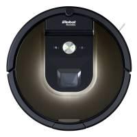 iRobot Roomba 980 lithium batteri 3300 mAh Opladningstid 3T