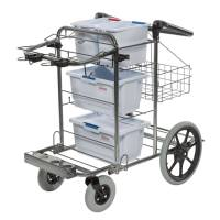 Vileda Facility rengøringsvogn til udendørs brug