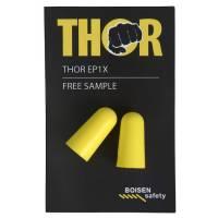 Thor Ørepropper SNR 37 dB hørebeskyttelse