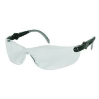 THOR Vision Clear beskyttelsesbrille justerbare stænger klar