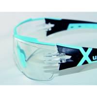Uvex Pheos cx2 Beskyttelsesbrille one size klar