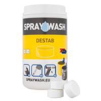 Desinfektionstablet SprayWash DesTab desinfektion vaskbare overflader