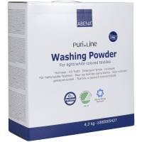 Puri-Line Svanemærket vaskepulver til hvid vask 4,3 kg