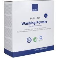 Puri-Line Vaskepulver kulørt vask, uden farve og parfume, 4,3 kg