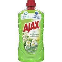 Ajax Klassisk Original universalrengøring 1L spring flowers med farve og parfume grøn