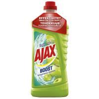 Ajax Klassisk Original universalrengøring 1L klar æble og eddike med farve og parfume