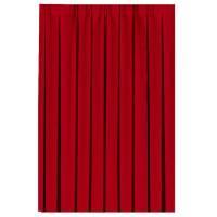 Dunicel bordskørt 72x400cm rød