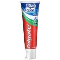 Colgate Triple Action Tandpasta 75ml ståtube