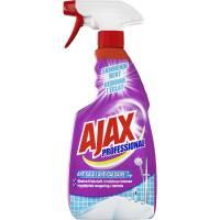 Ajax Anti Kalk & Fedt sanitetsrengøring 500ml klar-til-brug uden farve med parfume