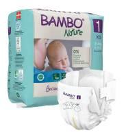 Bambo Nature, ECO bleer storkundepakke str.1 - 2-4 kg