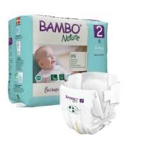 Bambo Nature, ECO bleer storkundepakke str.2 - 3-6 kg