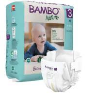 Bambo Nature, ECO bleer storkundepakke str.3 - 4-8 kg