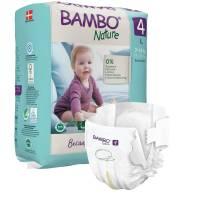 Bambo Nature, ECO bleer storkundepakke str.4 - 7-14 kg