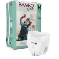 Bambo Nature, ECO pants storkundepakke str.5 12-18 kg