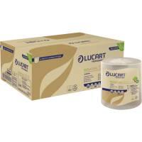 Hygenius T3 håndklæderulle Natural 2-lags sand