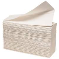 TAD håndklædeark nonstop 2-lags 20,50x32x8cm hvid