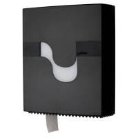 Megamini plast dispenser til maxi jumbo toiletruller