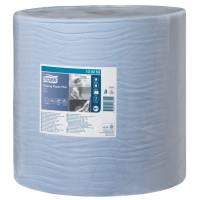 Tork Plus Værkstedsrulle 2-lags 36,90cmx510m blå