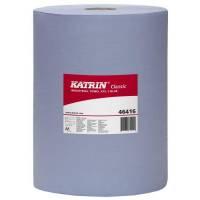Katrin Classic Værkstedsrulle 2-lags 38cmx380m blå