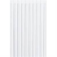 Dunicel bordskørt 72x400cm hvid