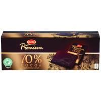 Marabou Premium Dark 70% chokolade i gaveæske, 21 stk