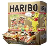 Haribo Guldbamser 100 poser af 10 gr.