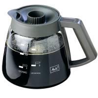Melitta glaskande 1,8 liter klar, sort