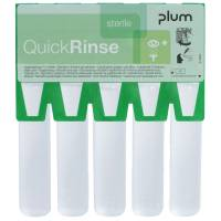 Plum øjenskyl QuickRinse 20ml klar steril