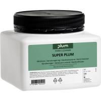Håndrens, Plum Super, 1000 ml, hvid, uden farve, parfume og opløsningsmidler
