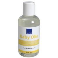 Babyolie 150ml uden parfume parabener og farvestoffer