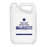 Abena hår og bodyshampoo 5L