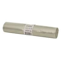 Containersæk LDPE 40my 92x144,5cm 140 liter klar, 10 stk