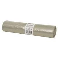 Containersæk LDPE 40my 124x151cm 240 liter klar, 10 stk