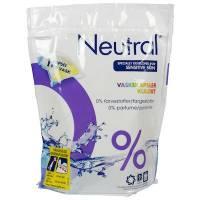 Neutral vaskekapsler til farvet tøjvask