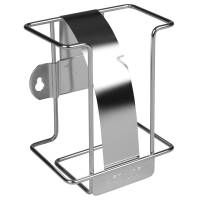 Wet Wipe Mini ståldispenser til engangsklude i rustfrit stål