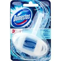 Domestos WC frisker Hav Frisk 3-i-1 blå