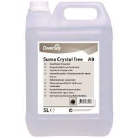 Afspænding, Diversey Suma Crystal free A8 , 5 l, sur