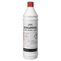 Liva Universalrengøring med voks 1 liter