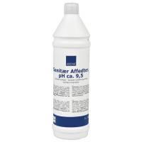 Sanitær affedter ph 9,5 alkalisk 1 liter